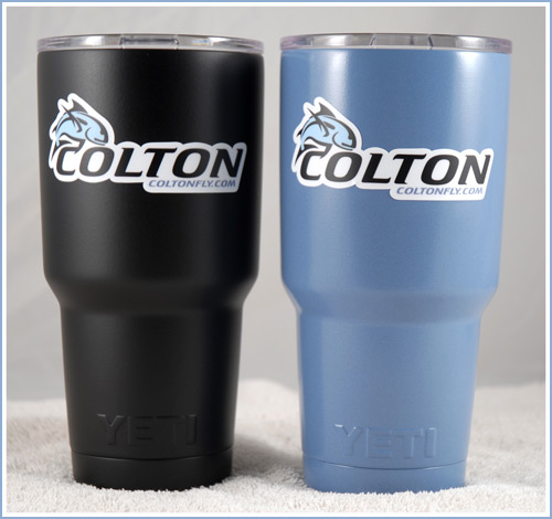 Powder Coated YETI Tumblers