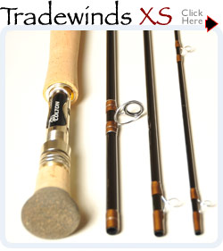 Tradewinds XS Fly Rods
